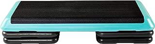 The Step Original Aerobic Platform – Health Club Size – With Four Original Risers