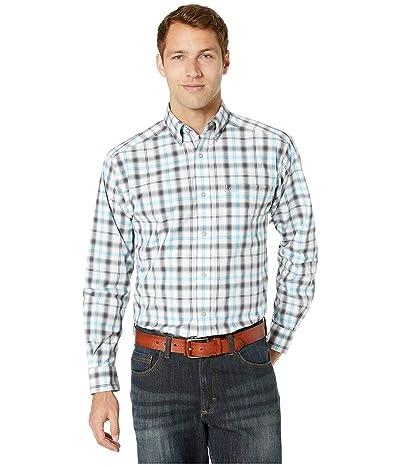 Ariat Mickler Shirt (White) Men