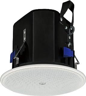 ヤマハ YAMAHA シーリングスピーカー 小型設備用天井埋め込み型 ホワイト (1ペア) VXC4W