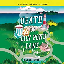 Death on Lily Pond Lane: Hamptons Murder Mysteries, Book 2