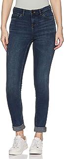 VERO MODA Women's Boyfriend Skinny Jeans