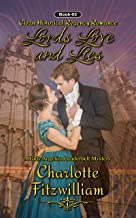 Lords, Love and Lies (Book 3) (Large Print): Clean Historical Regency Romance (A Lady Angelica Landerbelt Mystery)