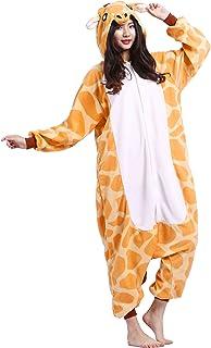0cb1d195159e0 Magicmode Hommes Femmes Animaux Onesie Pyjamas Costumes Cosplay Adultes  Hoodie Kigurumi Vêtements De Nuit Partie De