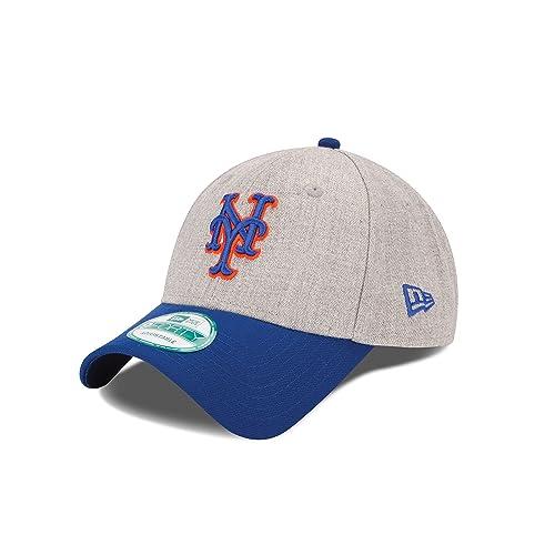 0b6e7e79430 New Era MLB The League Heather 9Forty Adjustable Cap