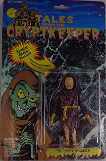Tales From the Cryptkeeper - Cryptkeeper in Monk robe