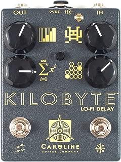 caroline guitar company kilobyte