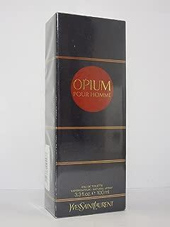 Yves Saint Laurent Opium pour Homme Eau de Toilette, 100 ml/ 3.3 fl oz (for men).