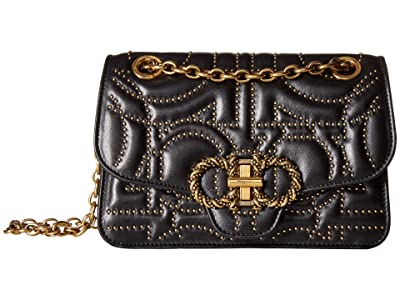 Salvatore Ferragamo Quilting 21H153 (Nero) Handbags