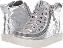 1ca45e08bc3 Livie luca skipper toddler little kid silver metallic | Shipped Free ...