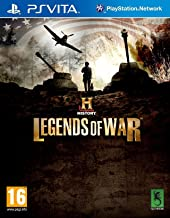 history legends of war ps vita