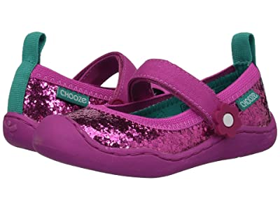 CHOOZE Steady Glow (Toddler/Little Kid) (Tulip) Girls Shoes