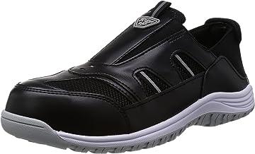 [マルゴ] 作業靴 樹脂先芯 反射素材 元祖踏めるくん クレオスプラス 810