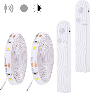 Best motion activated battery-powered flexible led light strip Reviews