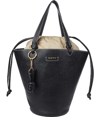 See by Chloe Cecilia Shoulder Bag (Black) Handbags