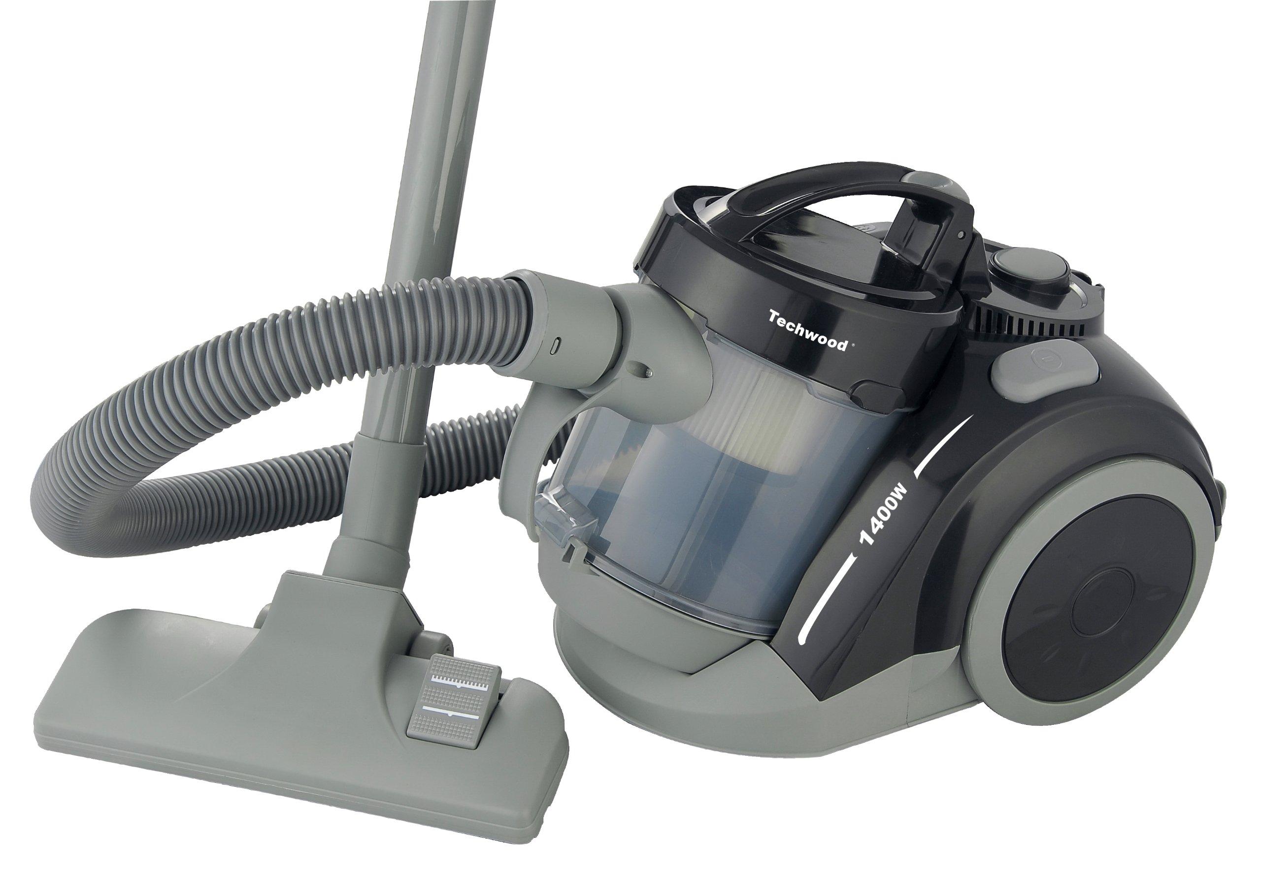 Techwood tas-85 – Aspiradora sin bolsa (1400 W): Amazon.es: Hogar
