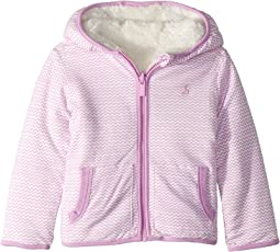 Reversible Printed Zip-Up Fleece (Infant)
