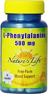 Nature's Life L-Phenylalanine | 50 ct