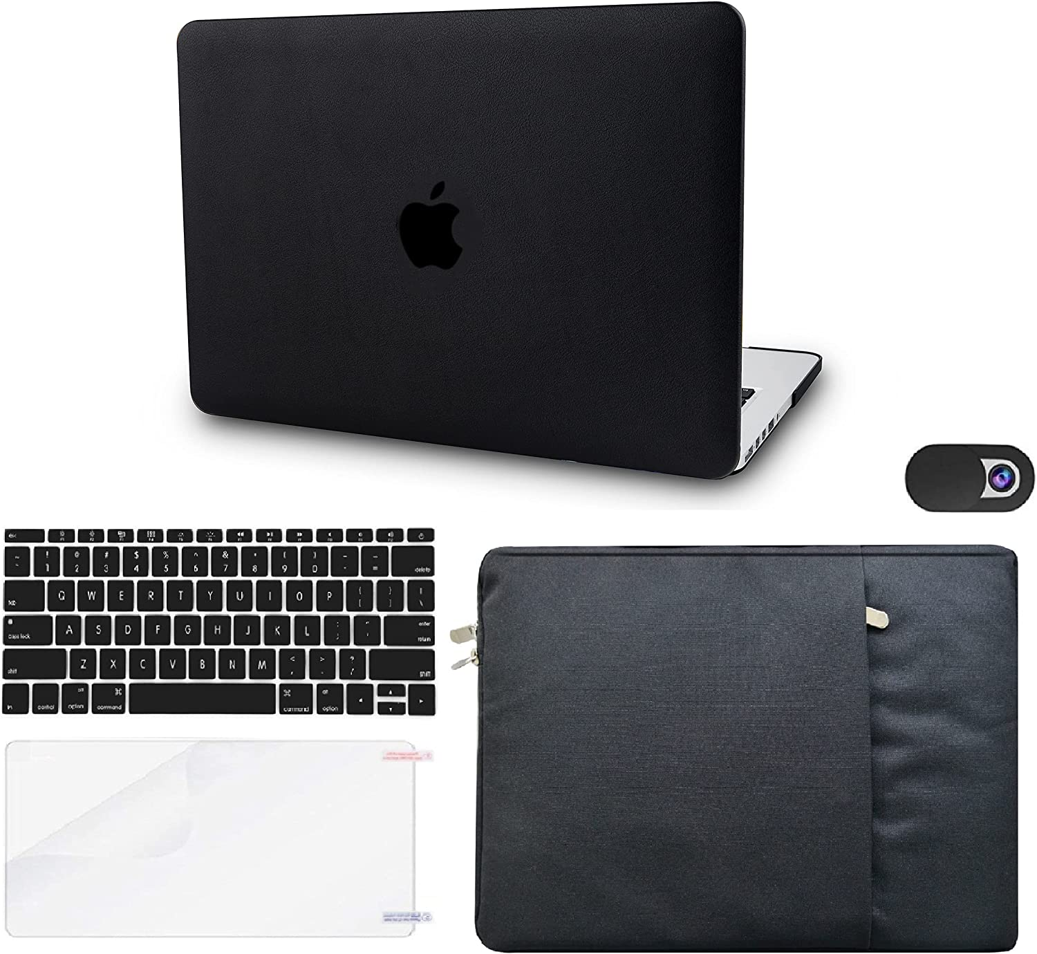 KECC Leather Case Arlington Mall Compatible with MacBook Tou 2020 Attention brand 2021 13