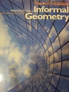 Informal Geometry:Teachers Edn