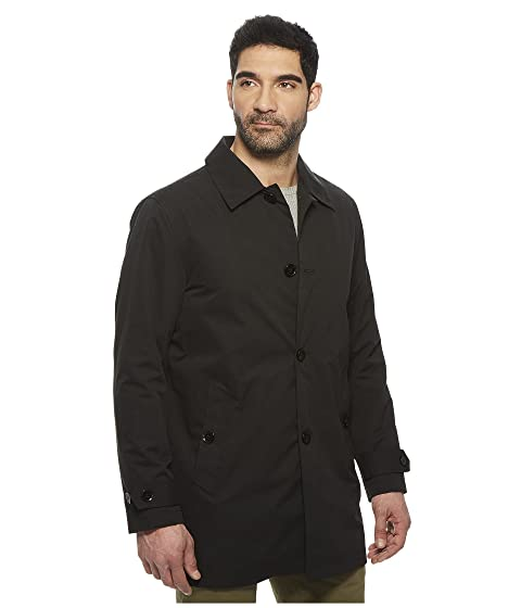Vent Jacket Hem Cole Back with Stand Rain Haan Collar RxHq8a
