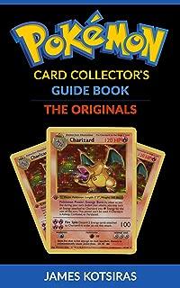 Pokemon Card Collector's Guide Book Unofficial: The Originals