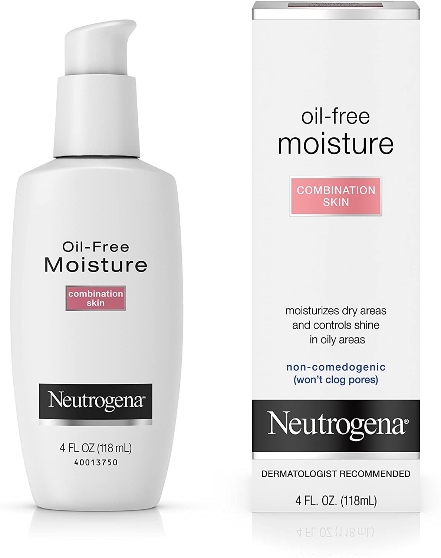 Neutrogena Oil Free Moisture Selling Glycerin Cr Moisturizer Cheap mail order specialty store Neck Face