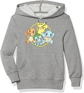 Pokemon Girls' Sweatshirt