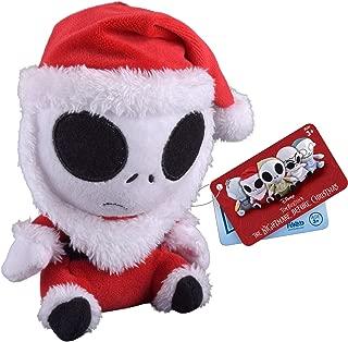 Funko Mopeez: The Nightmare Before Christmas - Santa Jack Skellington Plush