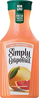 Simply Grapefruit Juice, 52 fl oz, 100% Juice, Not from Concentrate