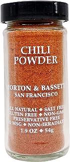 Morton & Bassett All Natural Chili Powder -- 1.9 oz