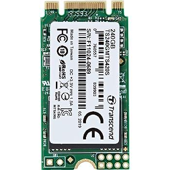 Transcend TS256GMTS600 - Disco Duro sólido Interno SSD M.2 de 256 ...