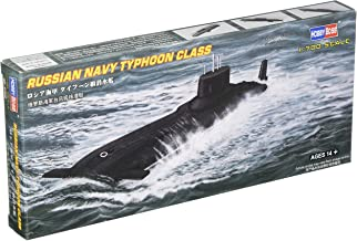 Hobby Boss Russian Typhoon Class Submarine Boat Model Building Kit