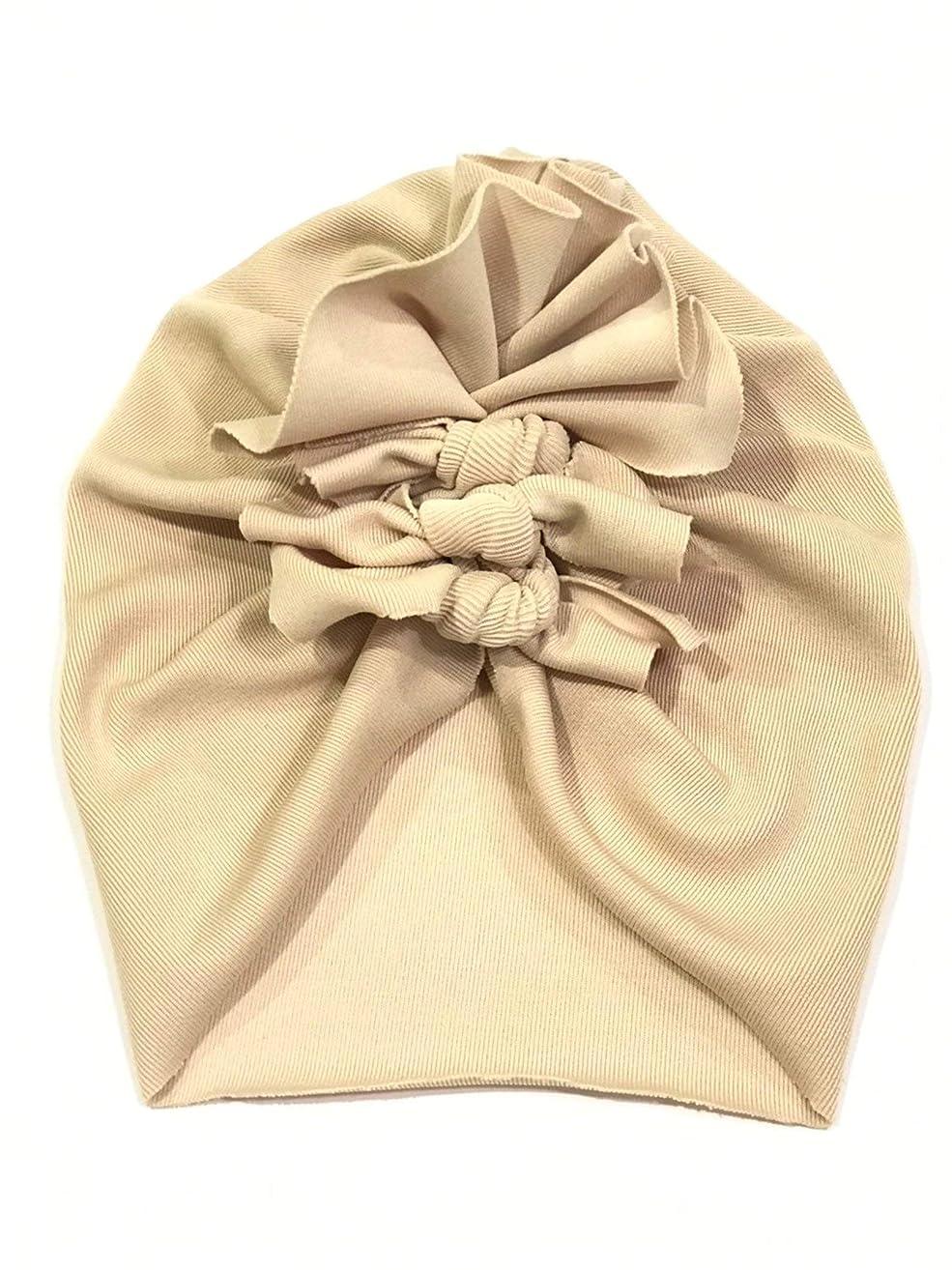 Head wrap Ruffles+Knots Beige|Baby Turban|Adult Turban|Top Knot Turban|Top Knot Baby Hat|Kids Turbans|Toddler Turban|Bun Turban|Newborn Turban