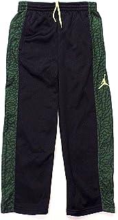 Nike Air Jordan Boys Athletic Therma-Fit Pants - Green Camo - (Size: 6)