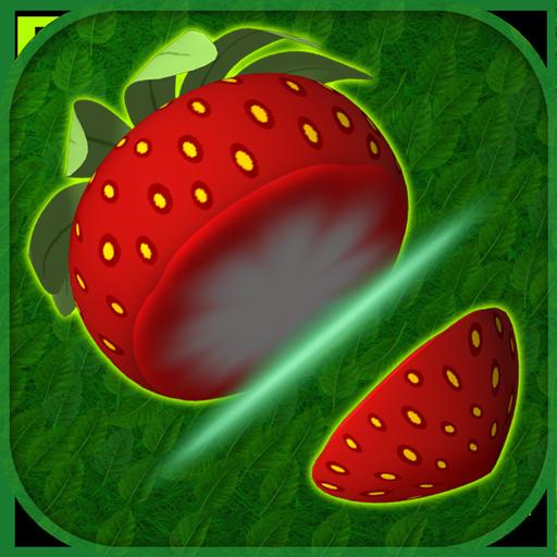 Erdbeer-Hieb