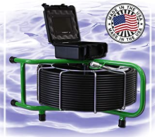 SECON-2400SM 200' Color Sewer Camera Made in The USA by Sewer Equipment Company of Nevada