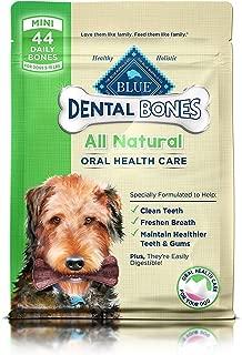 Blue Buffalo 12 OZ, Adult Dental Mini Dog Bones