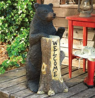 Best bear welcome statue and sign Reviews