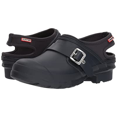 Hunter Original Clog (Navy) Women