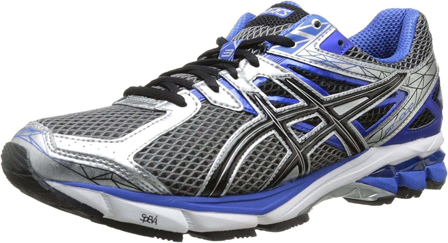 ASICS Men's GT-1000 3 Synthetic Running shoes