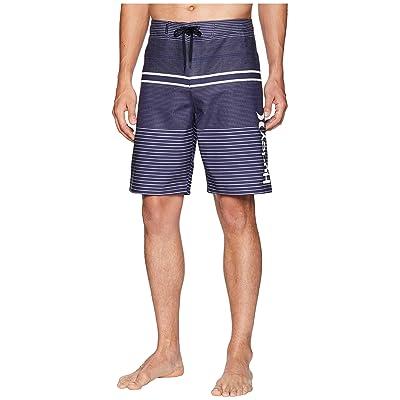 Hurley Wailer Boardshorts (Midnight Navy) Men