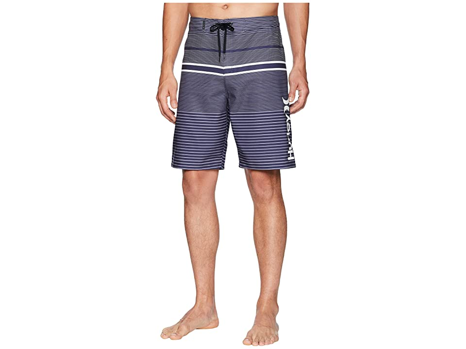 Hurley Wailer Boardshorts (Midnight Navy) Men