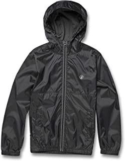 Big Boy's Ermont Hooded Windbreaker Jacket