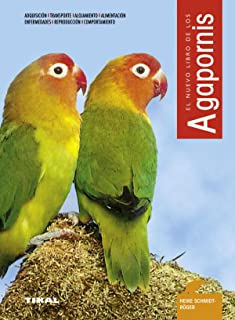 Amazon.es: agapornis accesorios