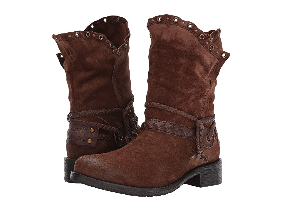 Trask Naomi (Brown Suede) Women