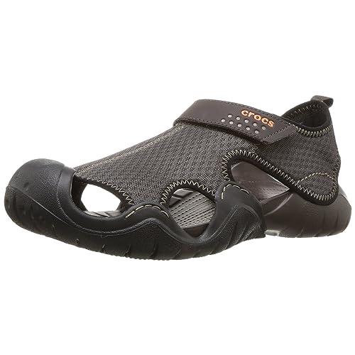 1710ede792d0f6 Crocs Men s Swiftwater Mesh Sandal