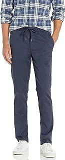 Amazon Brand - Goodthreads Men's Slim-Fit Washed Chino Drawstring Pant