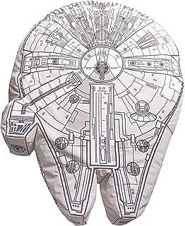 Robe Factory Star Wars Millennium Falcon Bean Bag Chair Cover