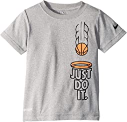 Just Do It Basketball Dri-FIT Short Sleeve Tee (Toddler)