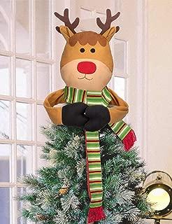 Best christmas tree reindeer Reviews